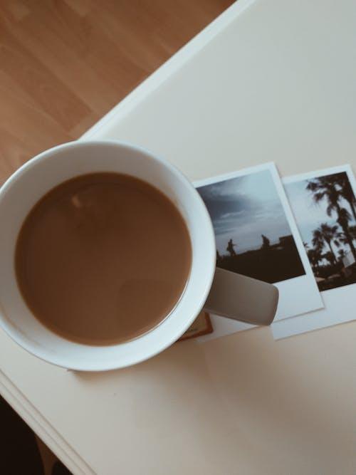 Ingyenes stockfotó kávé, kényelmes otthon témában