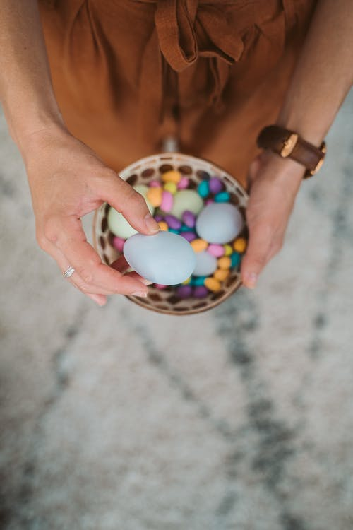 Photo Of Person Holding Egg