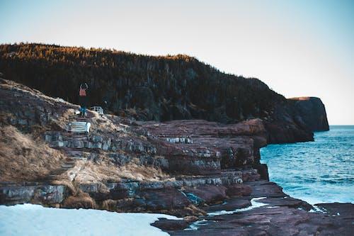 Безкоштовне стокове фото на тему «cliff edge, безтурботний, берег»