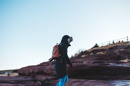 Δωρεάν στοκ φωτογραφιών με backpacker, casual, lifestyle