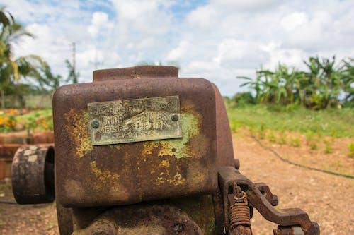 Kostnadsfri bild av grön, kuba, övergiven, rost