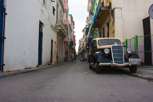Kostnadsfri bild av gata, gator, klassisk, klassisk bil