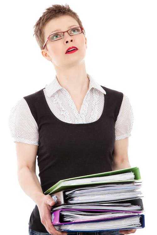 annoyed, business, businesswoman