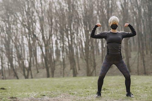 Gratis stockfoto met activewear, anoniem, balans, bepalen