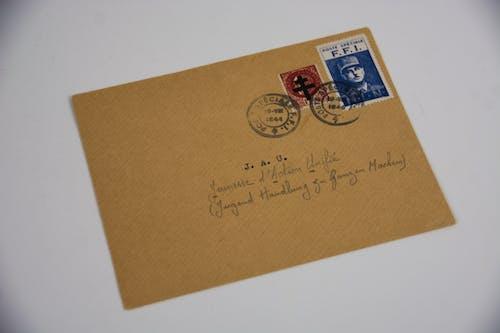 Photos gratuites de correspondance, courrier, lettre, libération 1945
