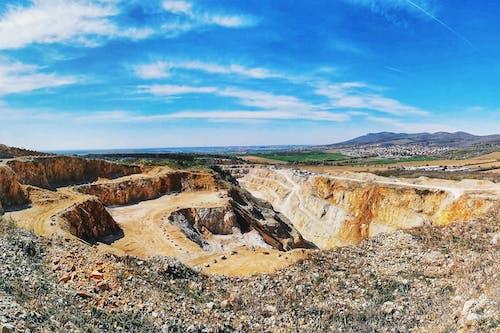 Ingyenes stockfotó erózió, festői, geológia, hegy témában