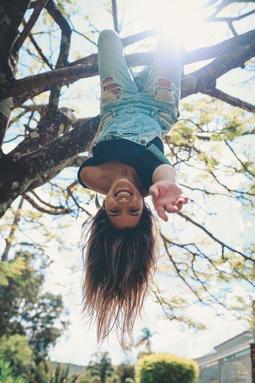 Δωρεάν στοκ φωτογραφιών με αίγλη, ακτίνα ήλιου, ανέμελος