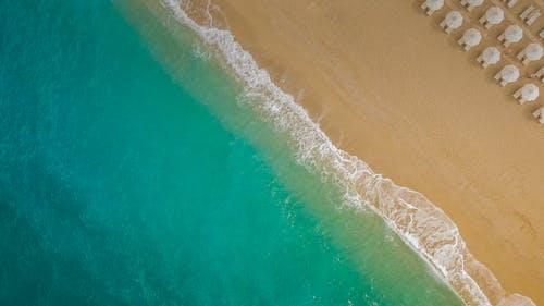 Безкоштовне стокове фото на тему «drone камери, берег моря, берег океану»