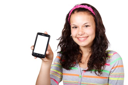 Бесплатное стоковое фото с iphone, Взрослый, девочка, девушка