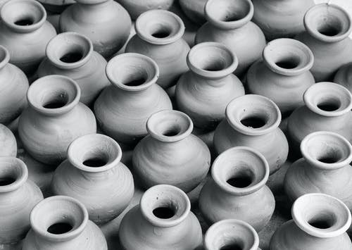 Photo Of Ceramic Pots
