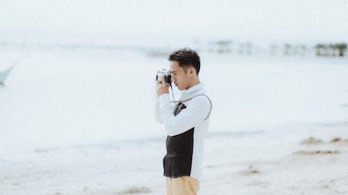 Free stock photo of film, photography, portrait, portrait photography