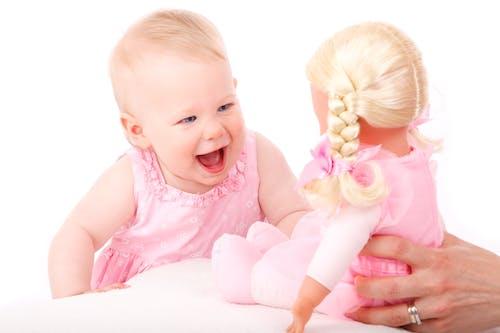 คลังภาพถ่ายฟรี ของ ของเล่น, ตุ๊กตา, ทารก, น่ารัก