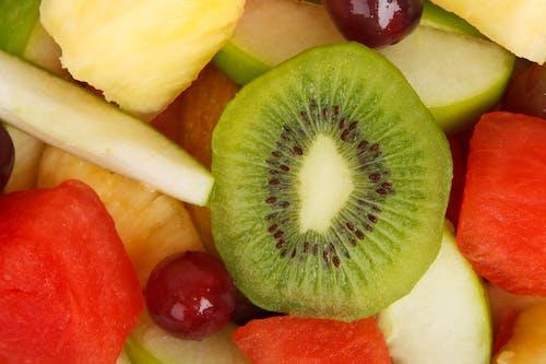 Gratis arkivbilde med apple, druer, frisk, frukt