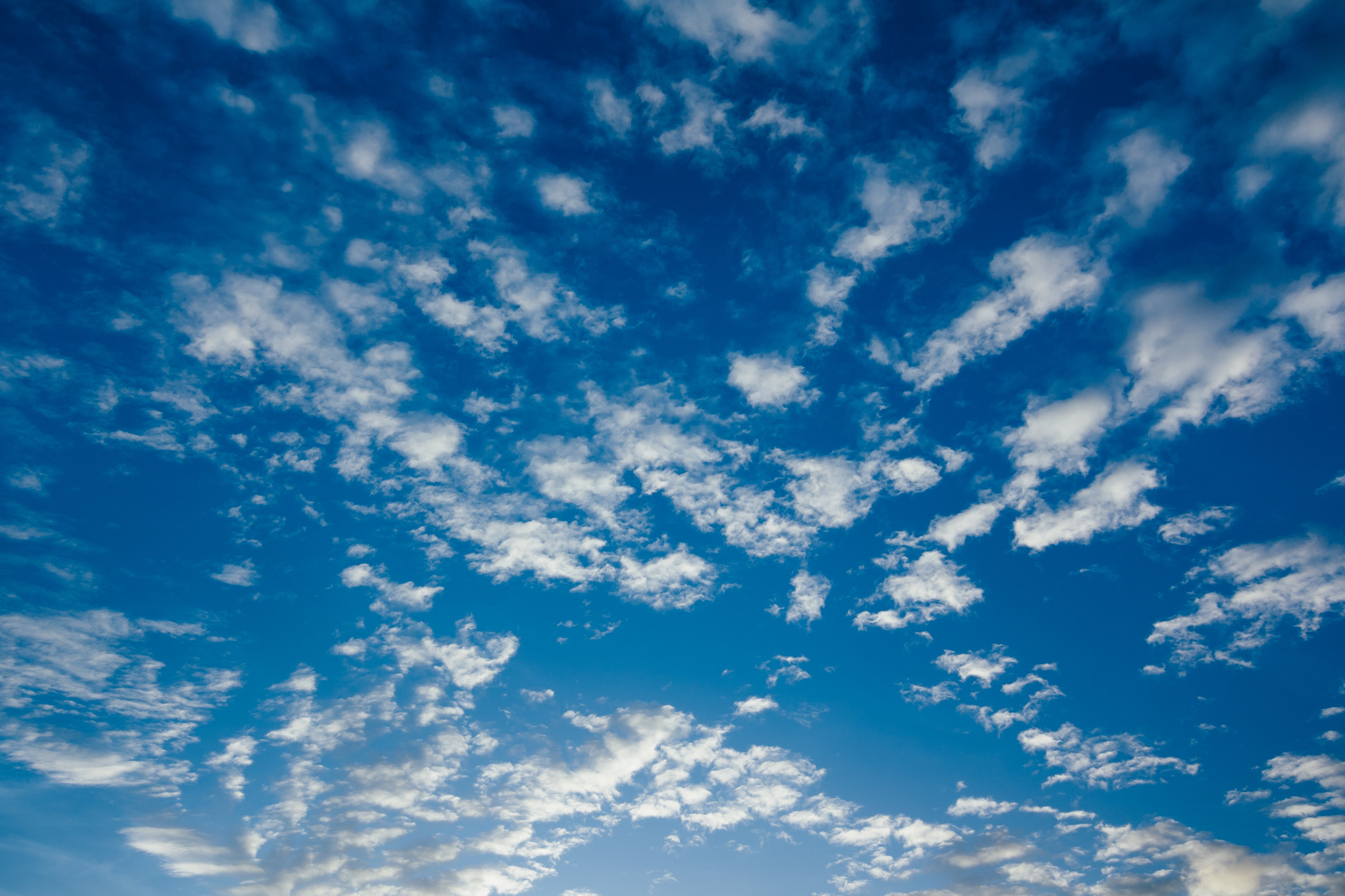 Free stock photo of background, blue, blue sky, clouds
