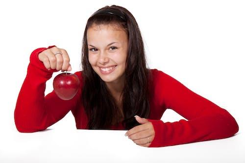 Ingyenes stockfotó alma, apple, aranyos, cuki témában