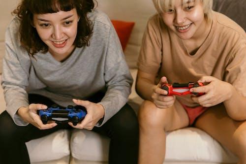 Δωρεάν στοκ φωτογραφιών με blondie, gadget, gamepad