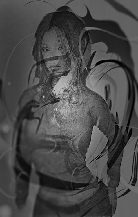 85+ Gambar Abstrak Hitam Paling Bagus