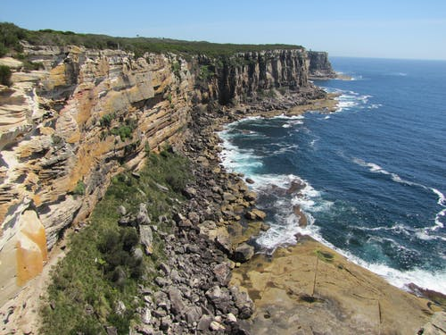 Free stock photo of australia, cliffs, ocean