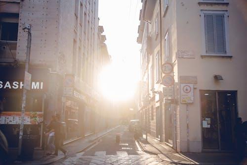 Free stock photo of cityscape, milan, milano