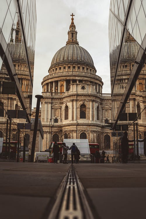 Free stock photo of central london, city of london, st paul's cathedral, St Pauls
