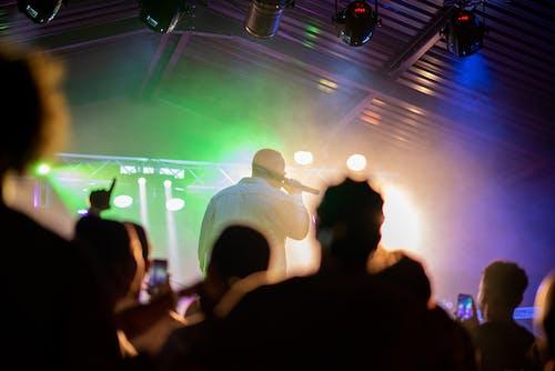 Free stock photo of artist, live performance, music