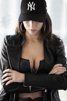 Free stock photo of fashion, person, woman, dark