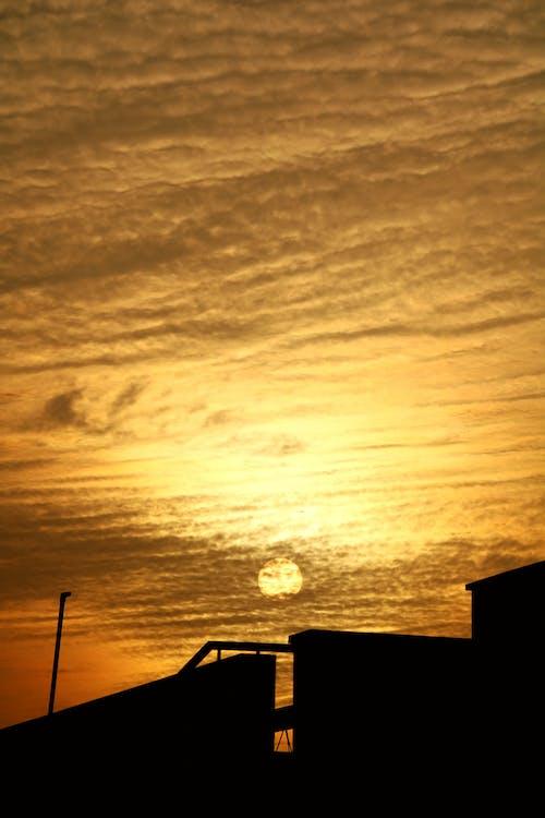 Free stock photo of beautiful sky, Beautiful sunset, sunlight, sunset