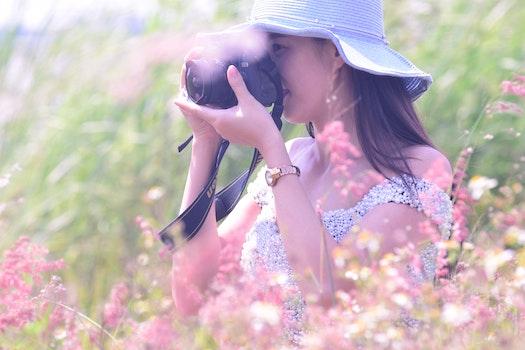 Free stock photo of landscape, sunny, fashion, person