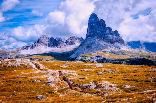 Бесплатное стоковое фото с hdr, гора, горный пик, дневной свет