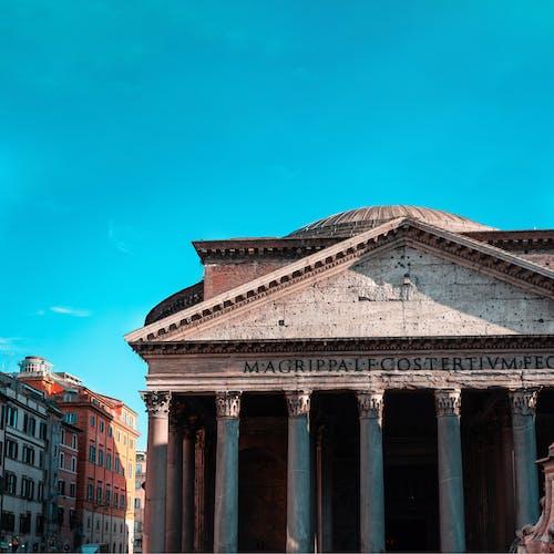 Ảnh lưu trữ miễn phí về cổ điển, cột, đền, đồ cũ