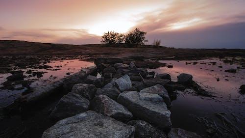 Fotobanka sbezplatnými fotkami na tému kamene, krajina, malebný, mraky
