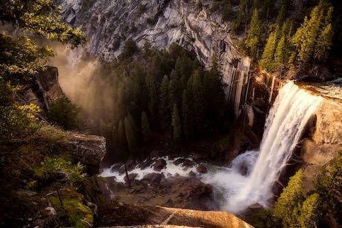 天性, 小河, 山, 岩石 的 免費圖庫相片