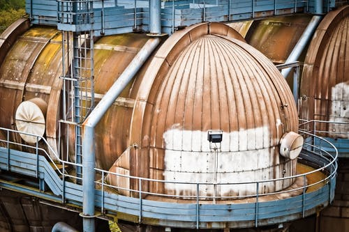 Kostenloses Stock Foto zu alte fabrik, architektur, container, fabrik