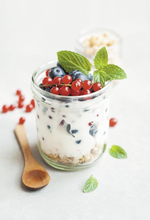 Berry Cream Dessert