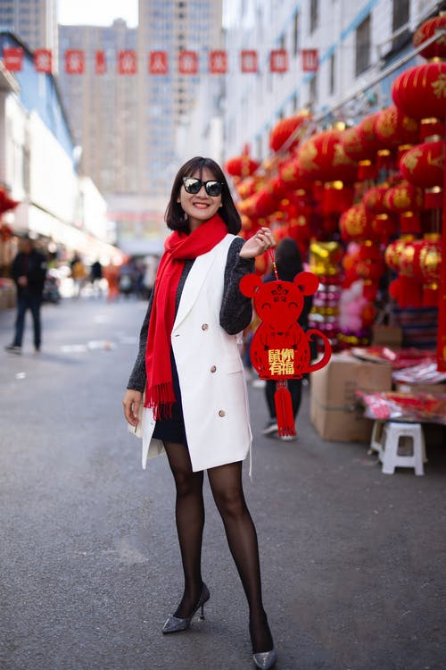 アジアの女性, うれしい, エスニックの無料の写真素材