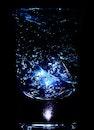light, art, water