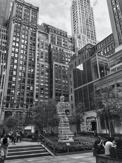 Free stock photo of architect, new york city wallpaper