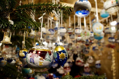Free stock photo of baubles