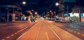 city, cars, road