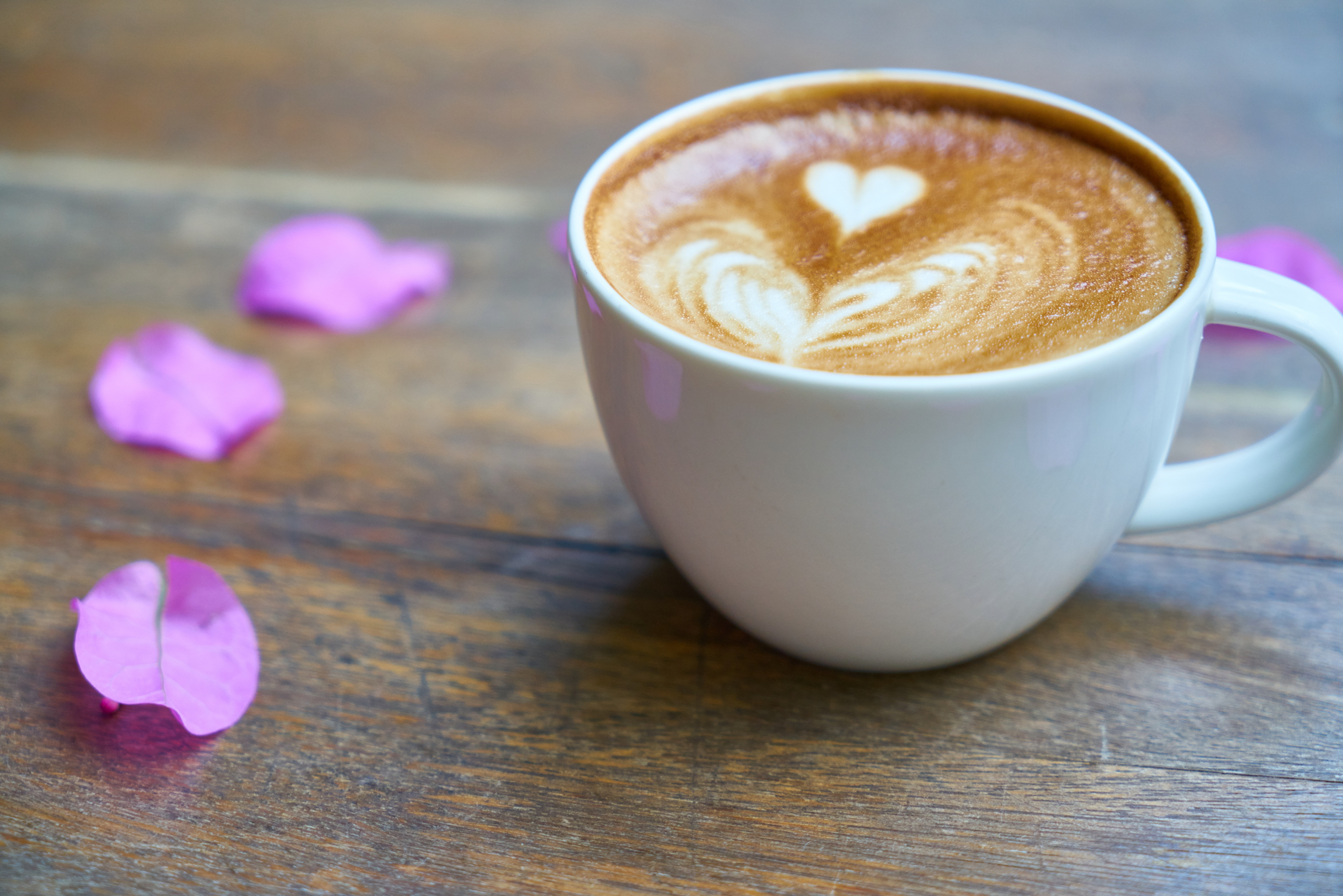 White Ceramic Tea Cup With Coffee Inside 183 Free Stock Photo