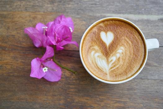 Free stock photo of wood, caffeine, coffee, cup