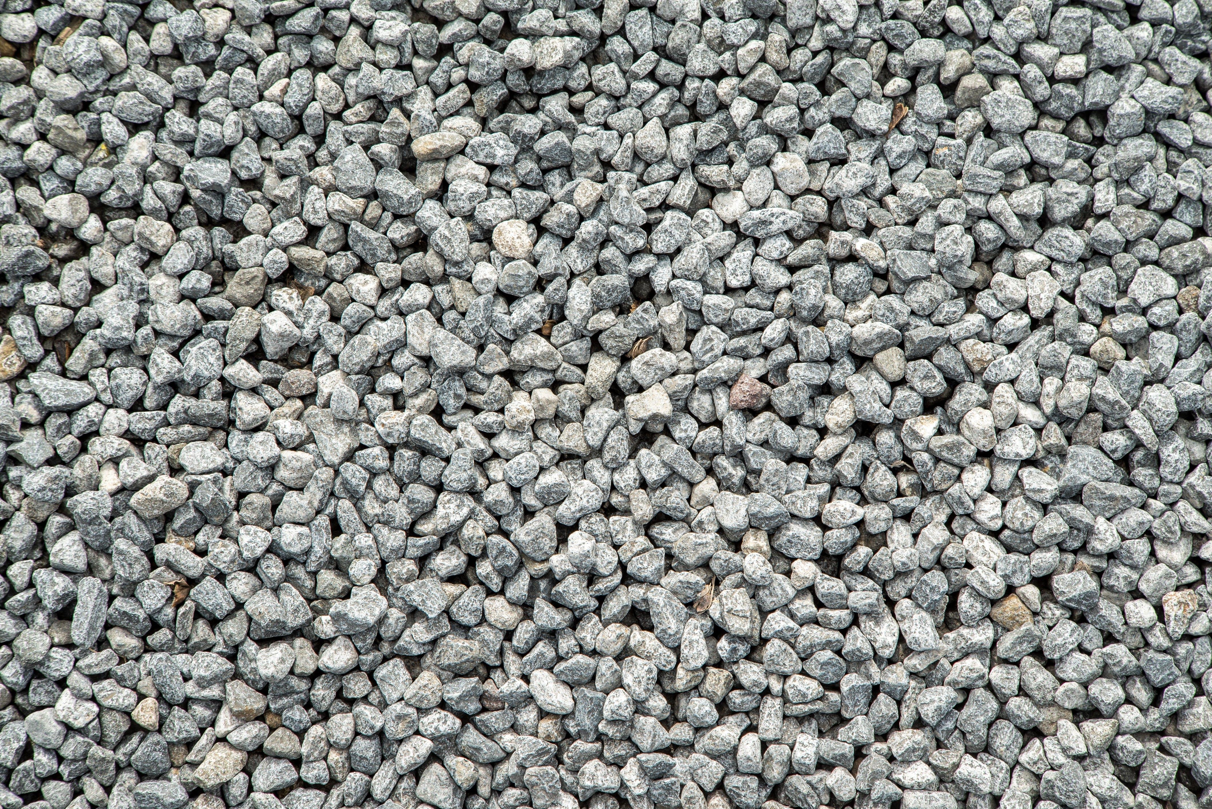 Gray Stones Wallpaper