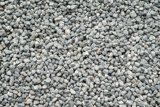 Free stock photo of dry, rocks, pattern, grey