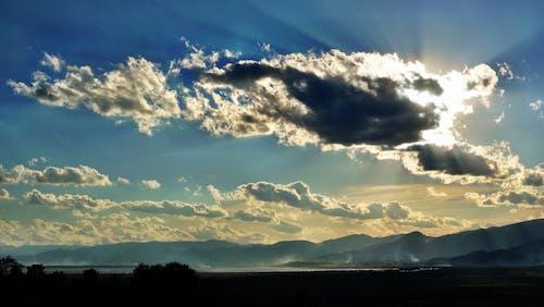 光, 多雲的, 天性, 天氣 的 免費圖庫相片