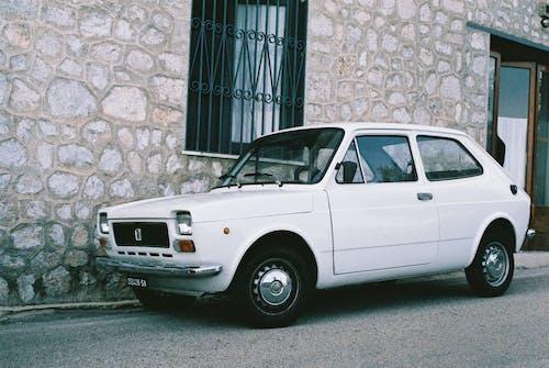 White Chevrolet Crew Cab Pickup Truck