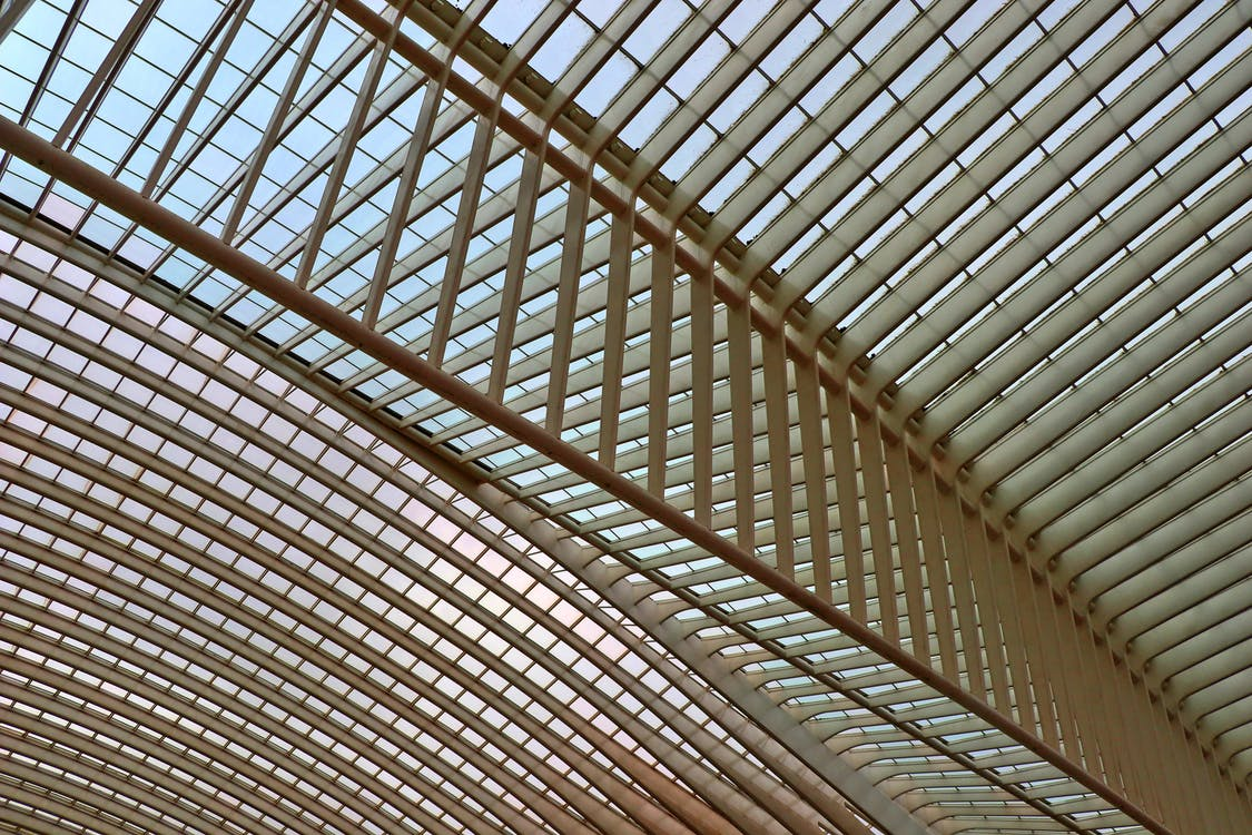 Architectural Photography of Ceiling