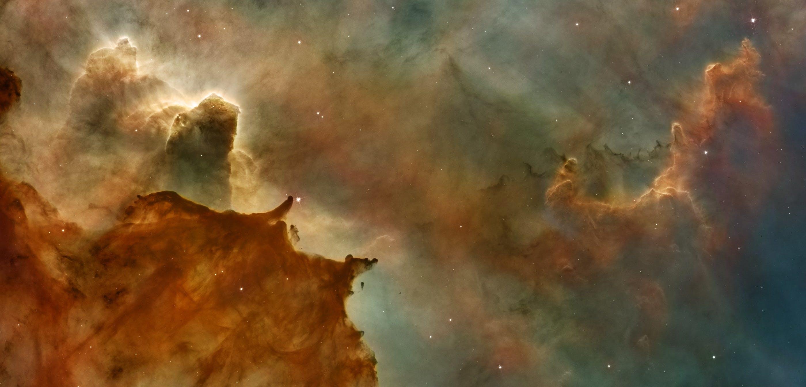 Free stock photo of carina nebula, cloud, cosmic, cosmos