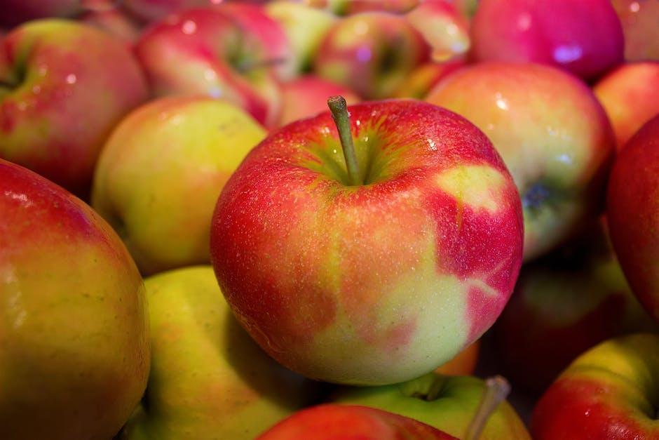 apples, fruits, health