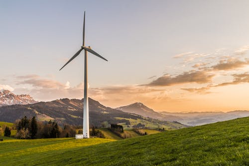 Kostenloses Stock Foto zu alternative energie, berge, energie, erneuerbare energie