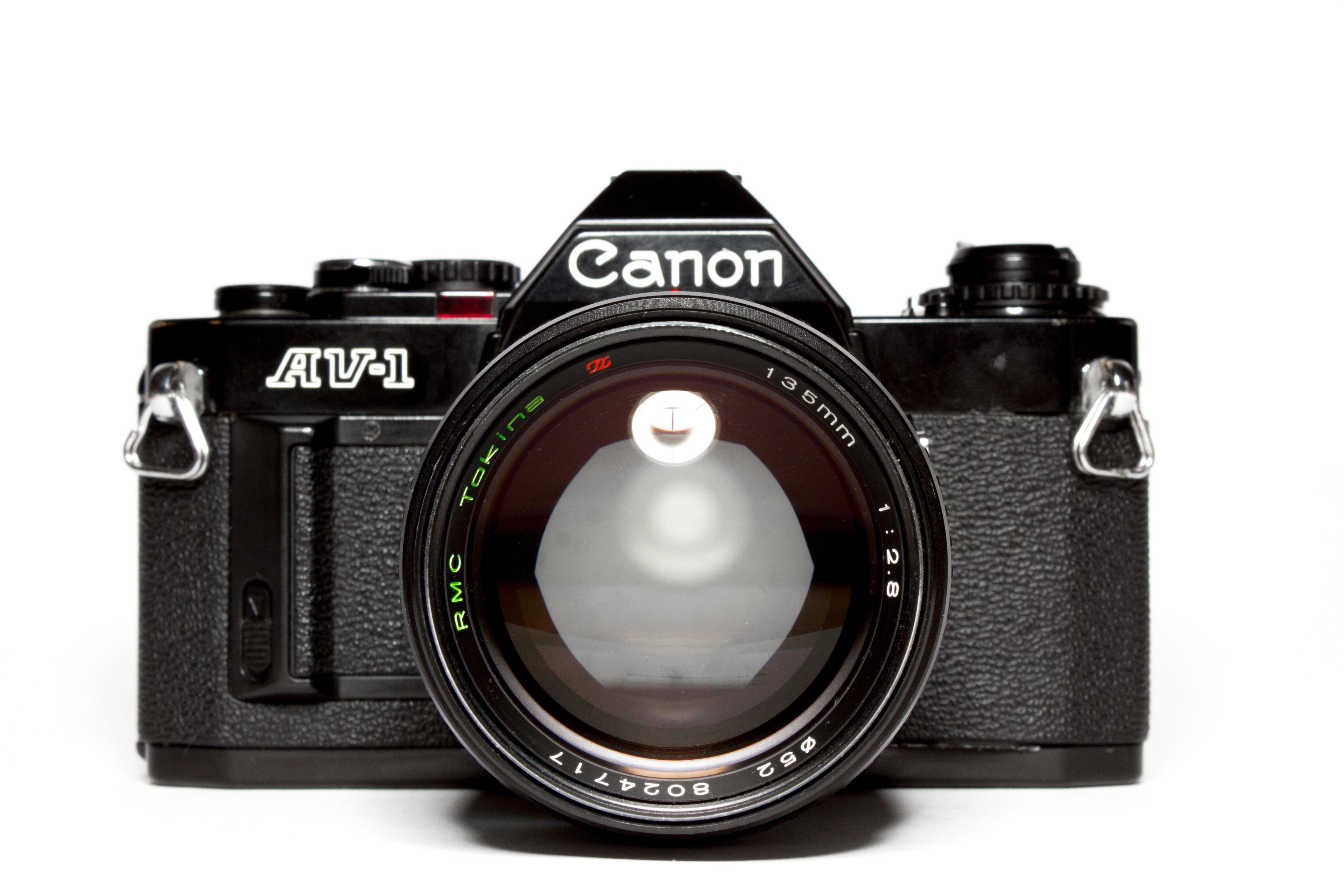 Kostenloses foto zum thema alt alte kamera analog
